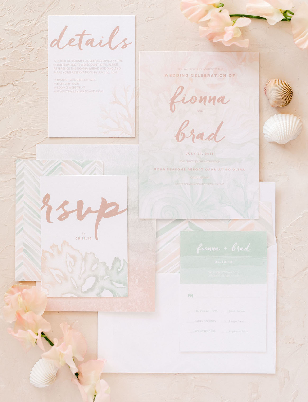 Customize Your Wedding Invitations with The Wedding Shop by