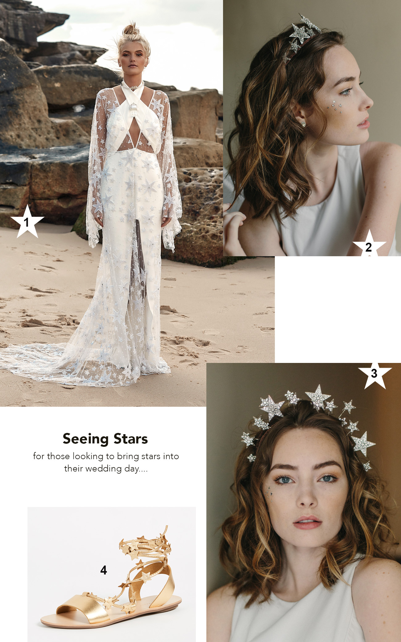 Trending Now: Seeing Stars! - Green Wedding Shoes