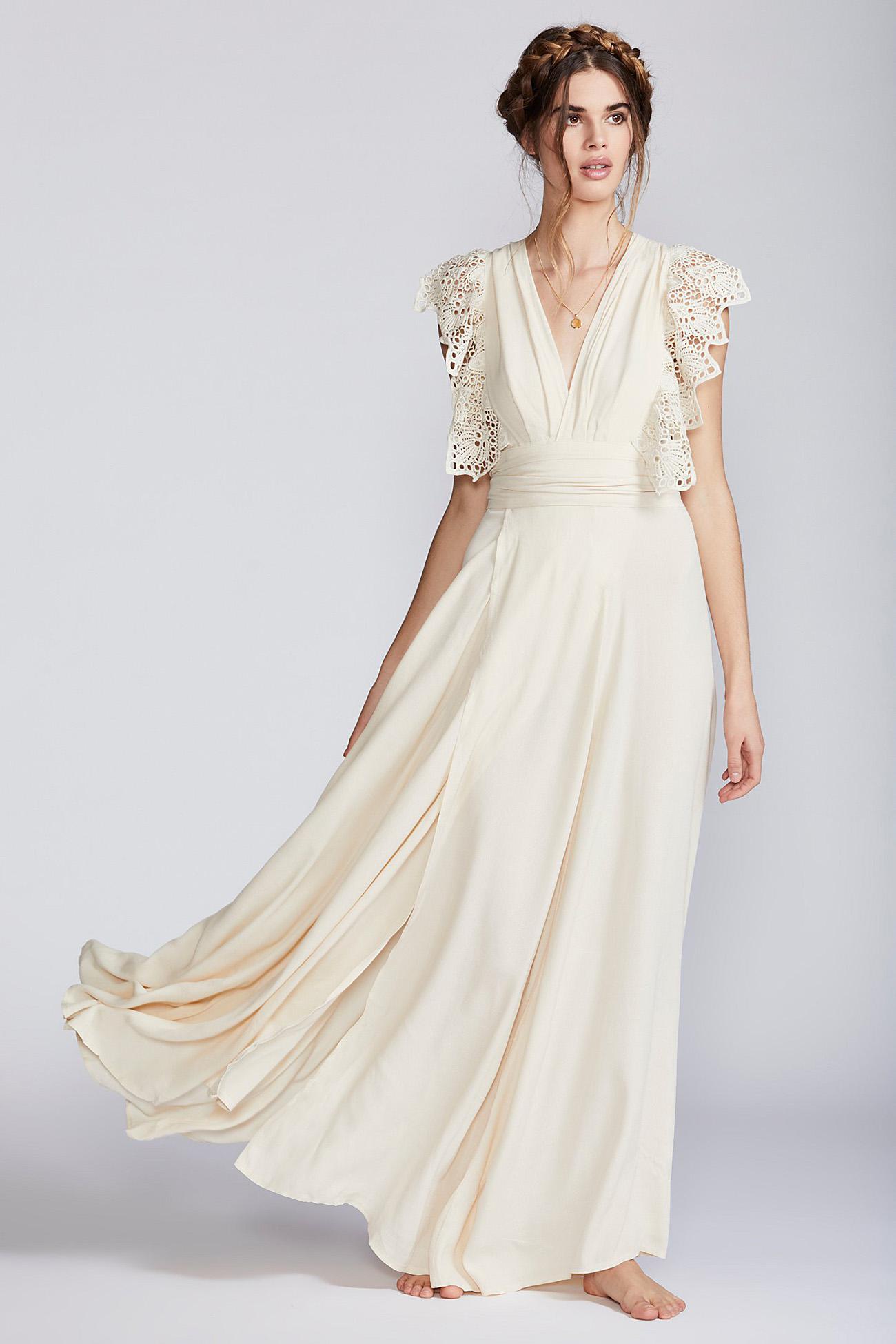 Our Favorite Wedding Dresses Under 500 Green Wedding Shoes