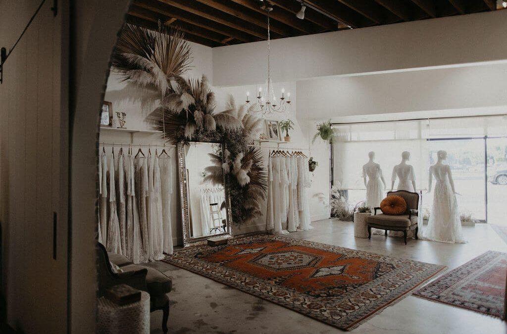 Dreamers & Lovers Bohemian Bridal Shop Los Angeles