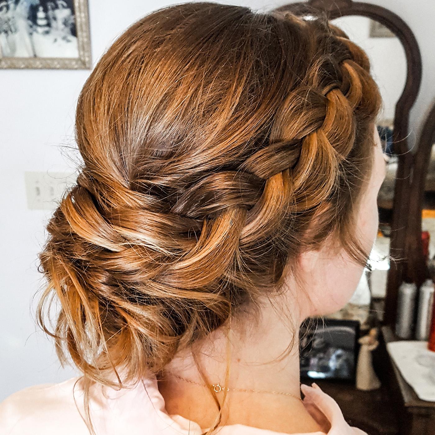 Melanie Sorrow Hair