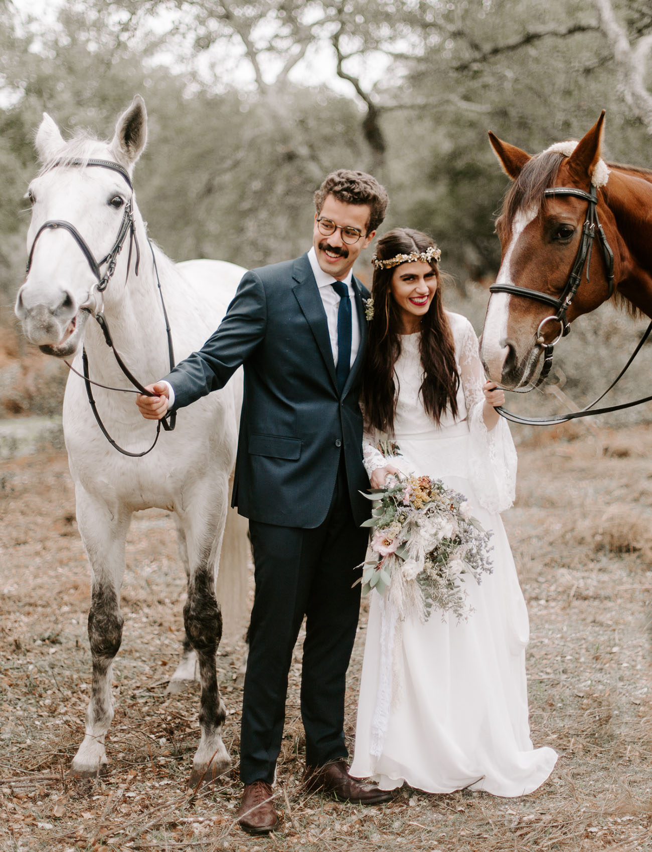 Southern Portugal Spring Elopement