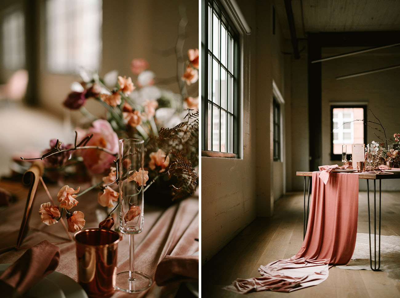 Elegant Eclectic Wedding Inspiration