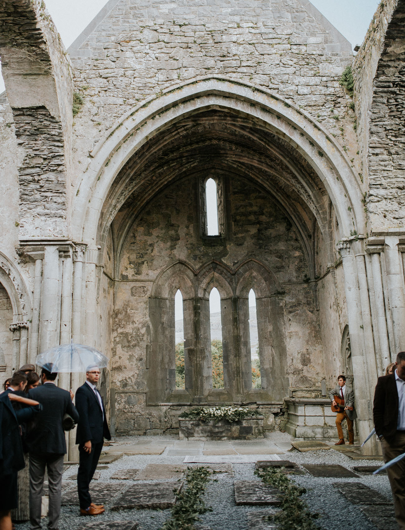 Enchanting Intimate Ireland Wedding