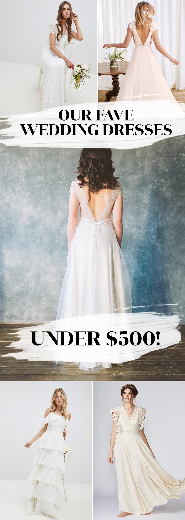 Fave Wedding Dress 2018