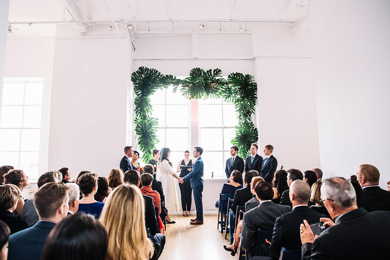 Laid-Back Surf Lodge Wedding