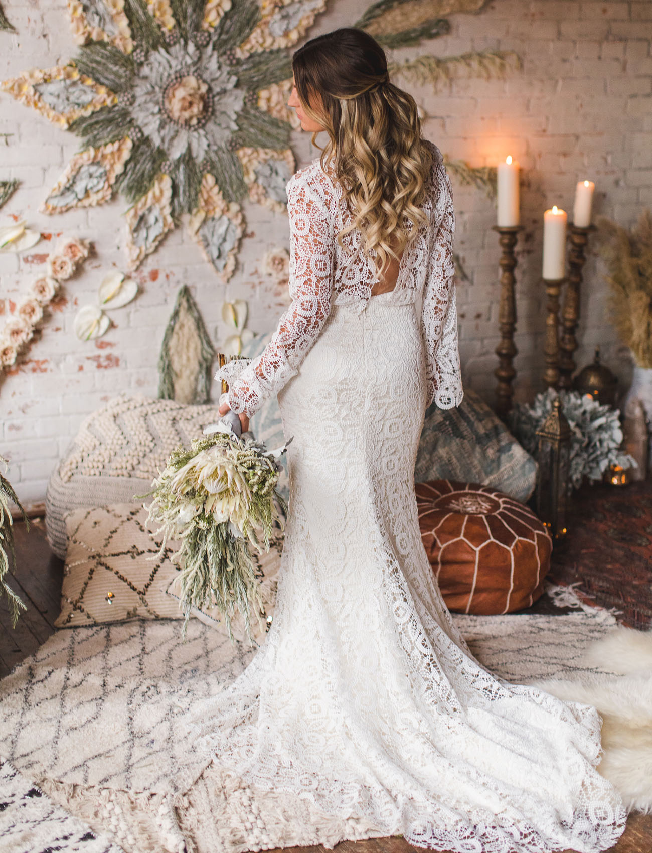 Laudae Wedding Dress