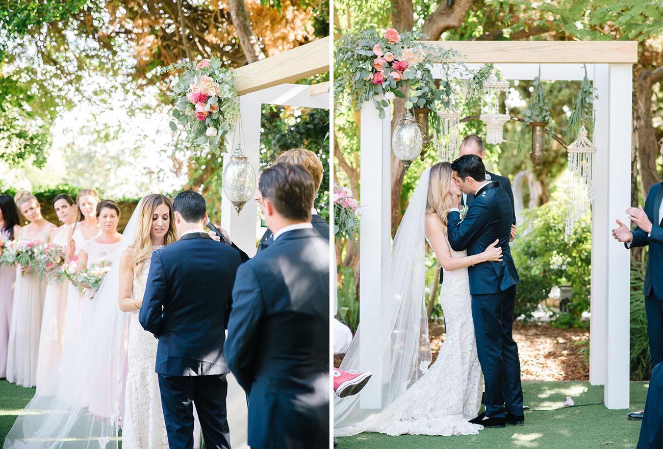 San Diego Botanic Gardens Wedding