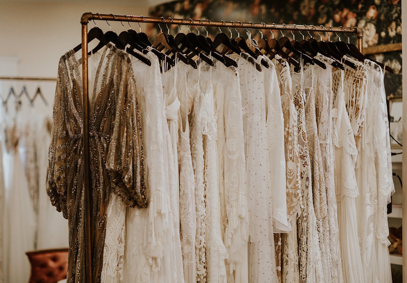 Where To Shop For A Wedding Dress In Southern California