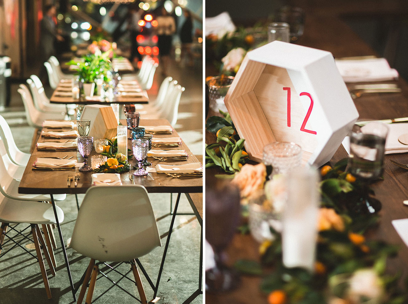 Modern San Diego Wedding