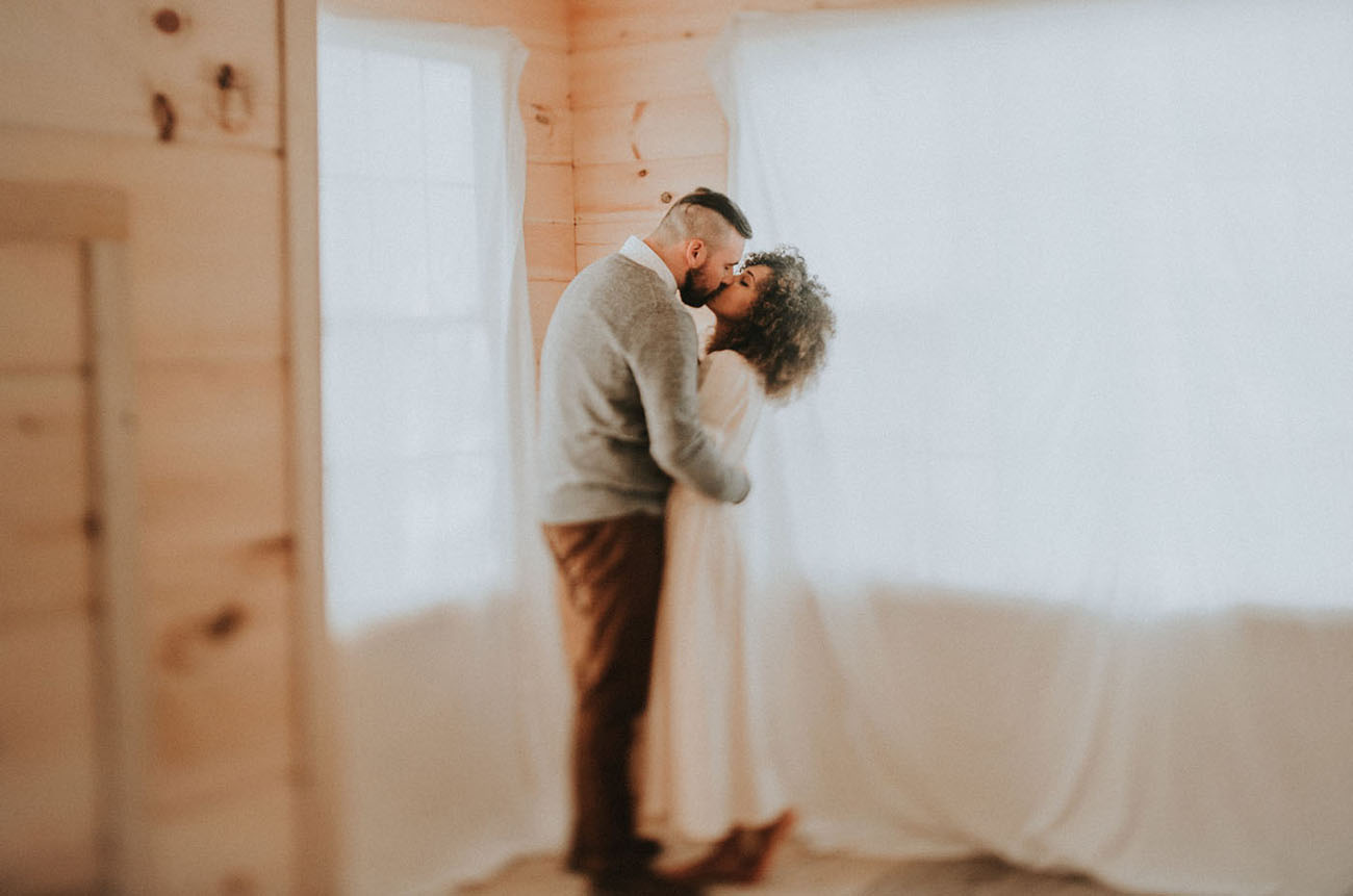 Tiny House Engagement