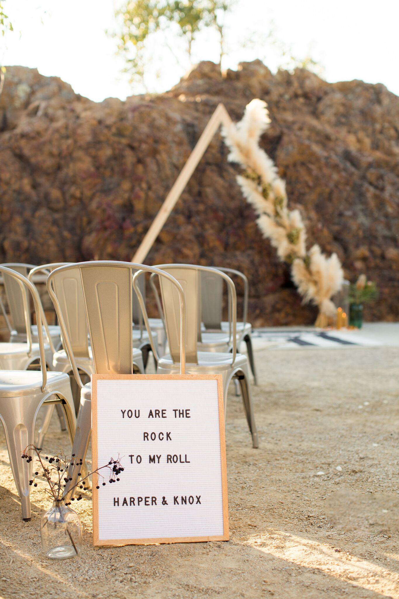 10 Fun Ways To Use Letter Boards Light Boxes In Your Wedding