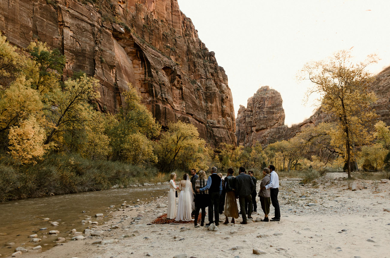 Zion AND Grand Canyon Elopement