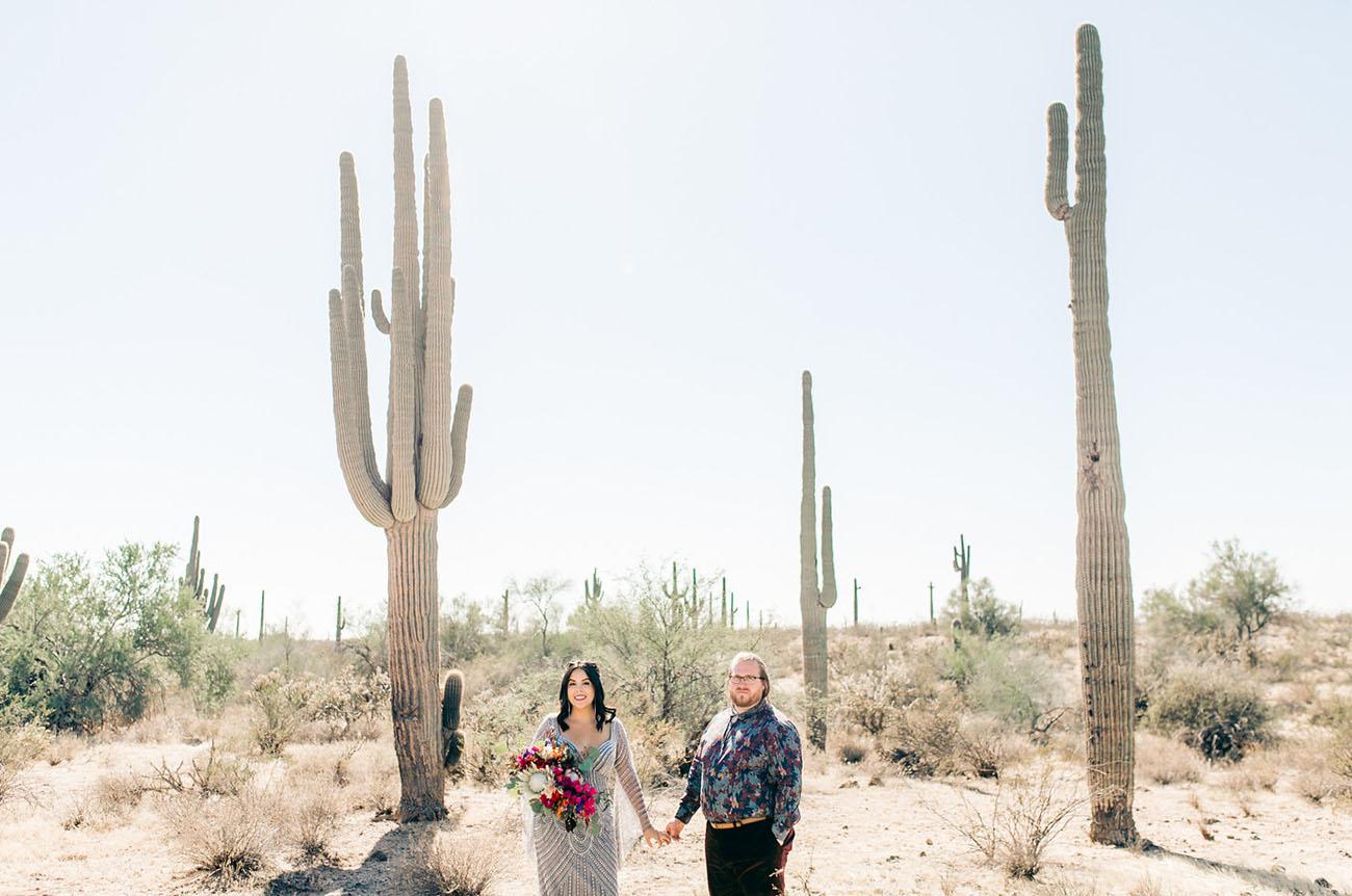 Arizona Brunch Wedding