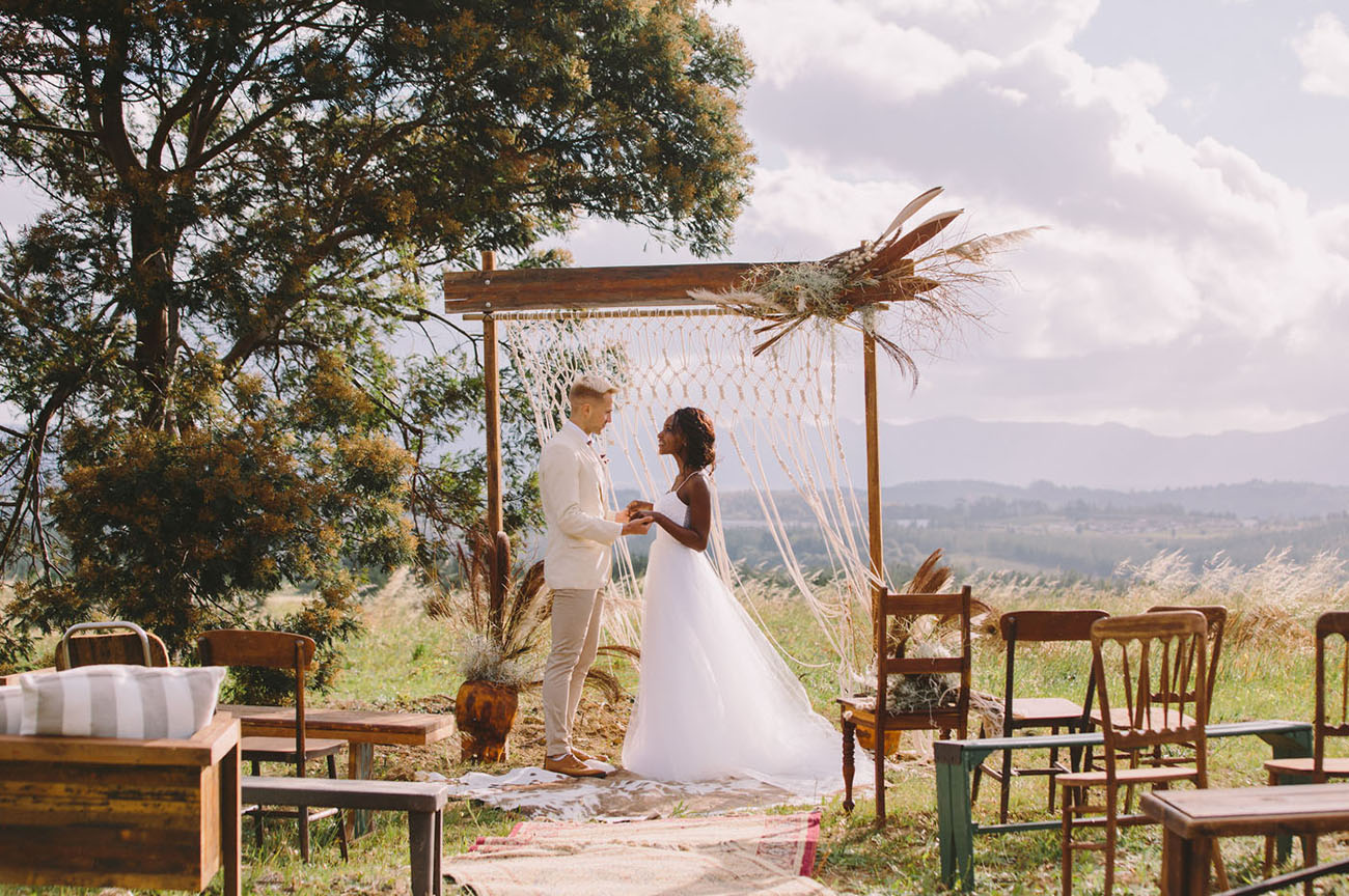 A glamping elopement in south africa 39 s wine country for Jardin winery south africa