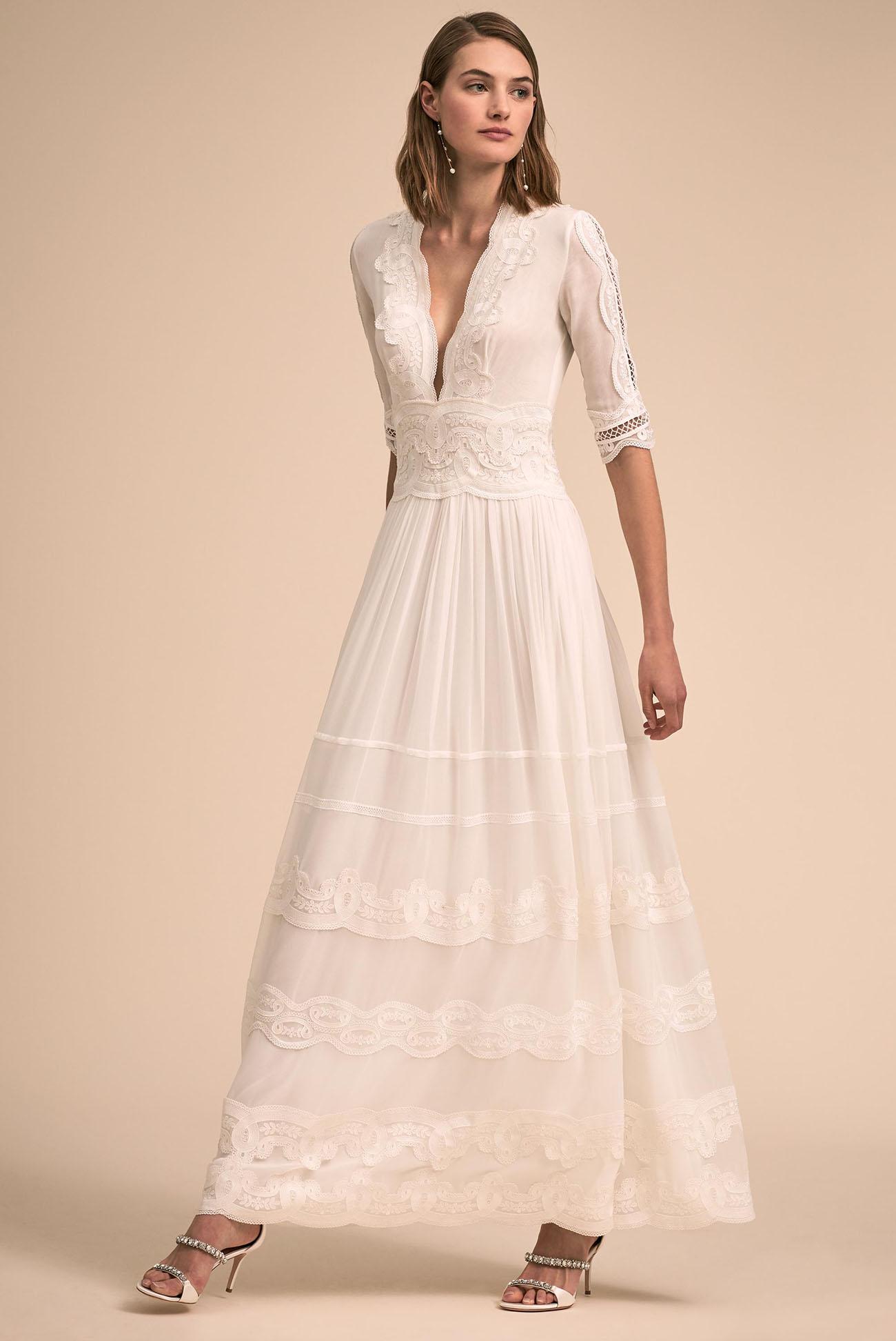 Designer Wedding Gowns For Beach Weddings Dacc
