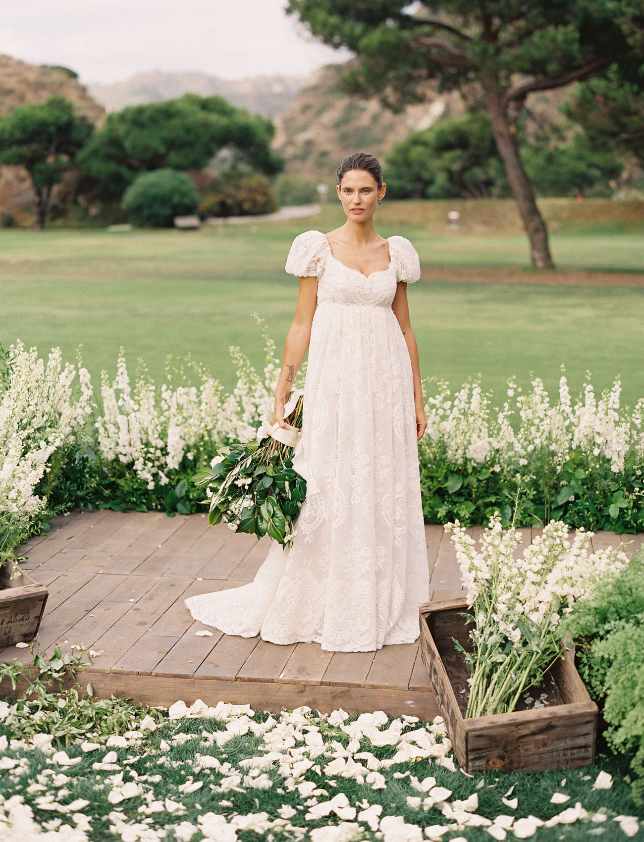Bianca Balti Laguna Wedding