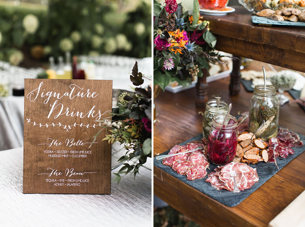 Bohemian Eclectic Wedding
