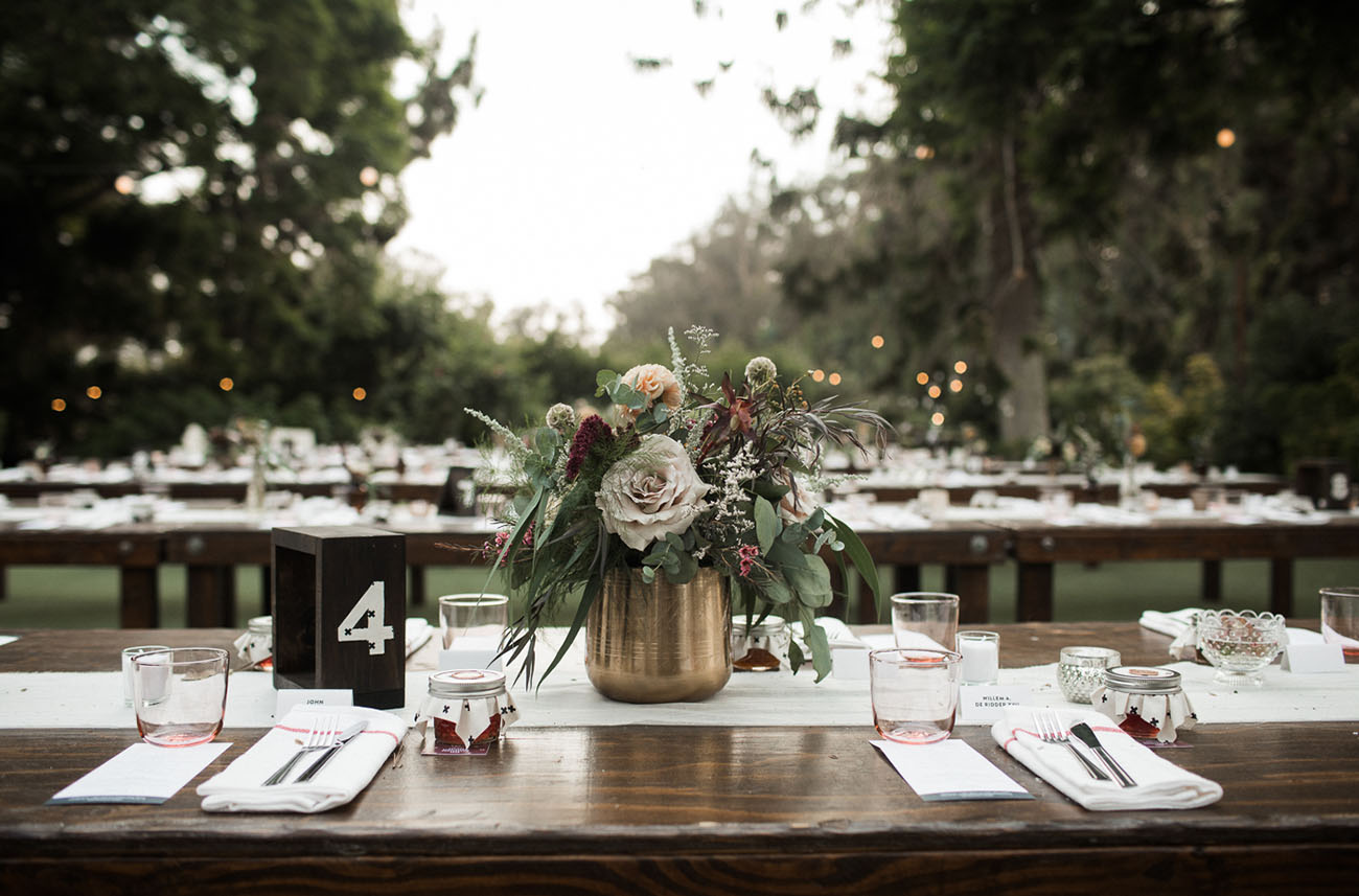 Boho Camarillo California Wedding
