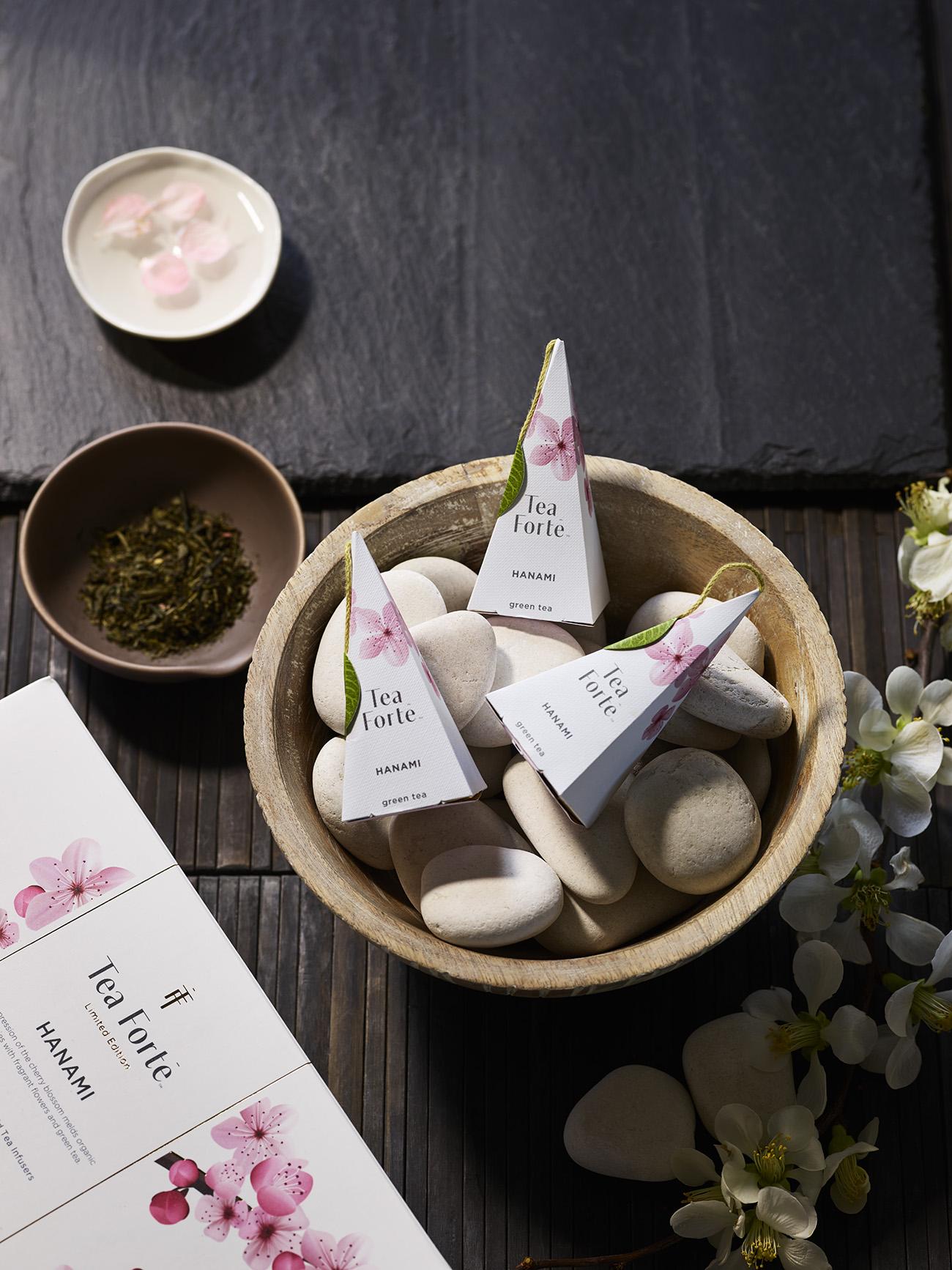 Hanami Green Tea
