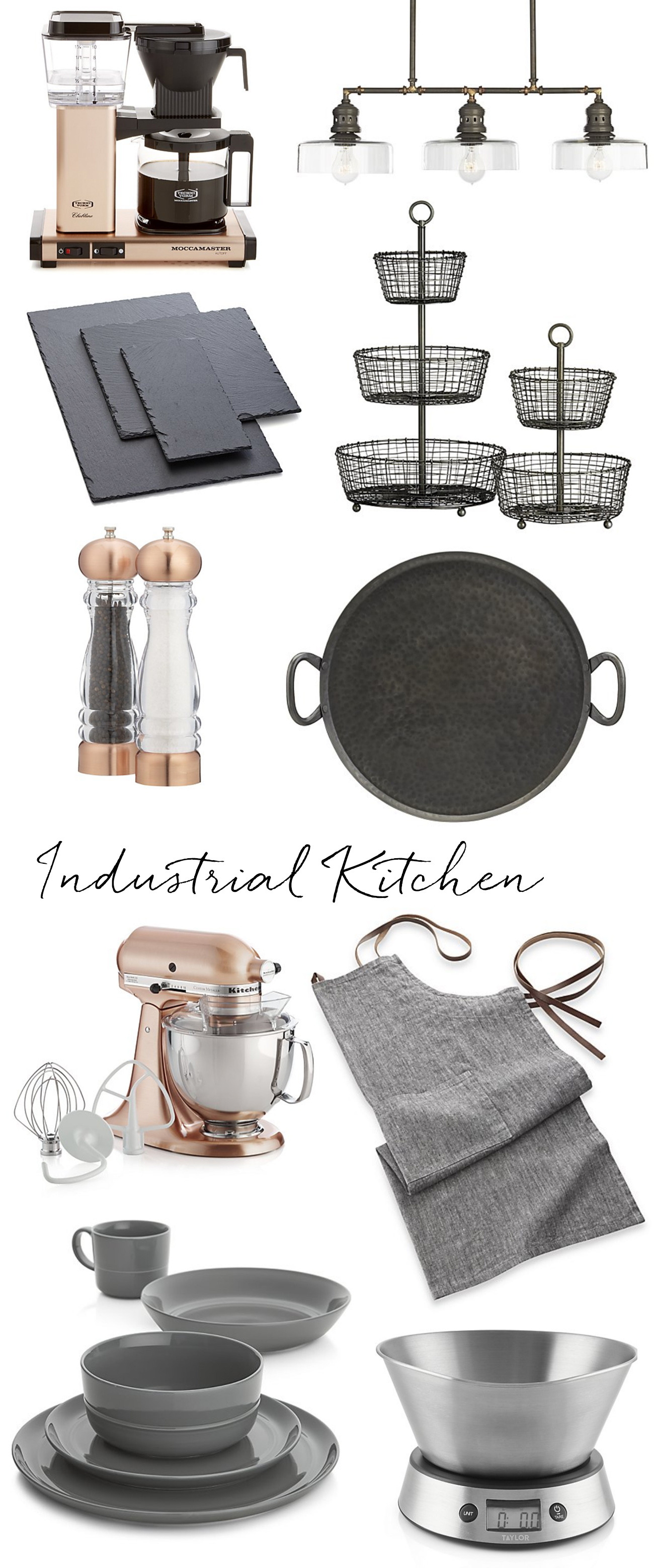Kitchen Registry Three Modern Themes