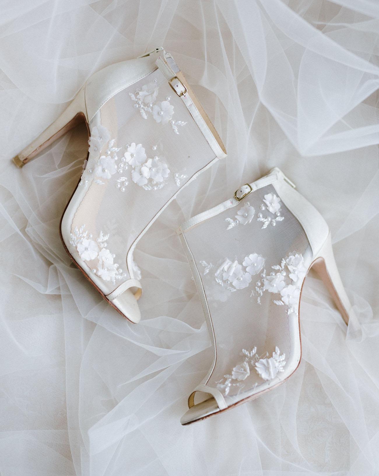 sheer heels