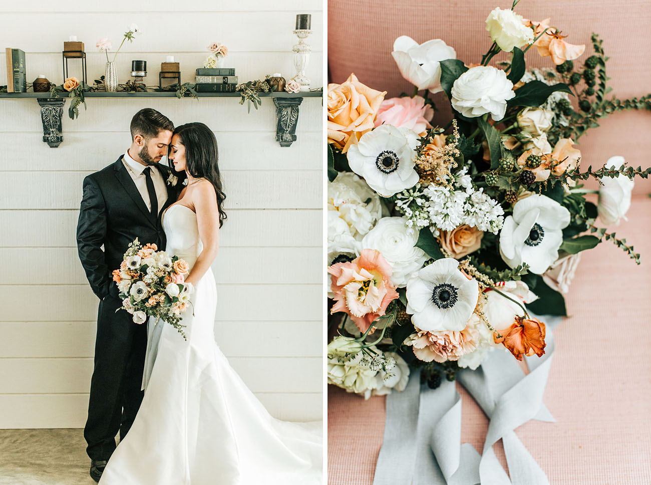 Magnolia Inspired Wedding