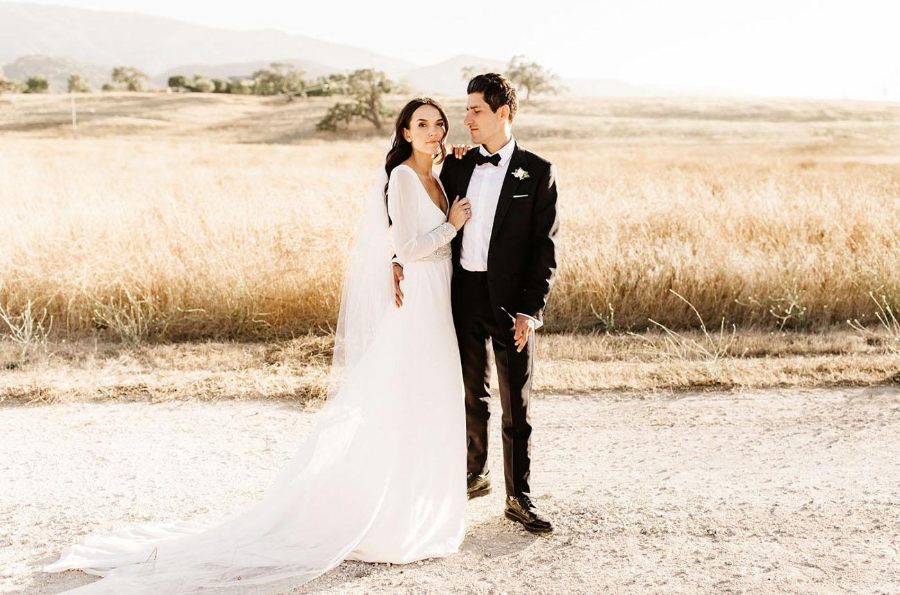Santa Ynez Boho Wedding
