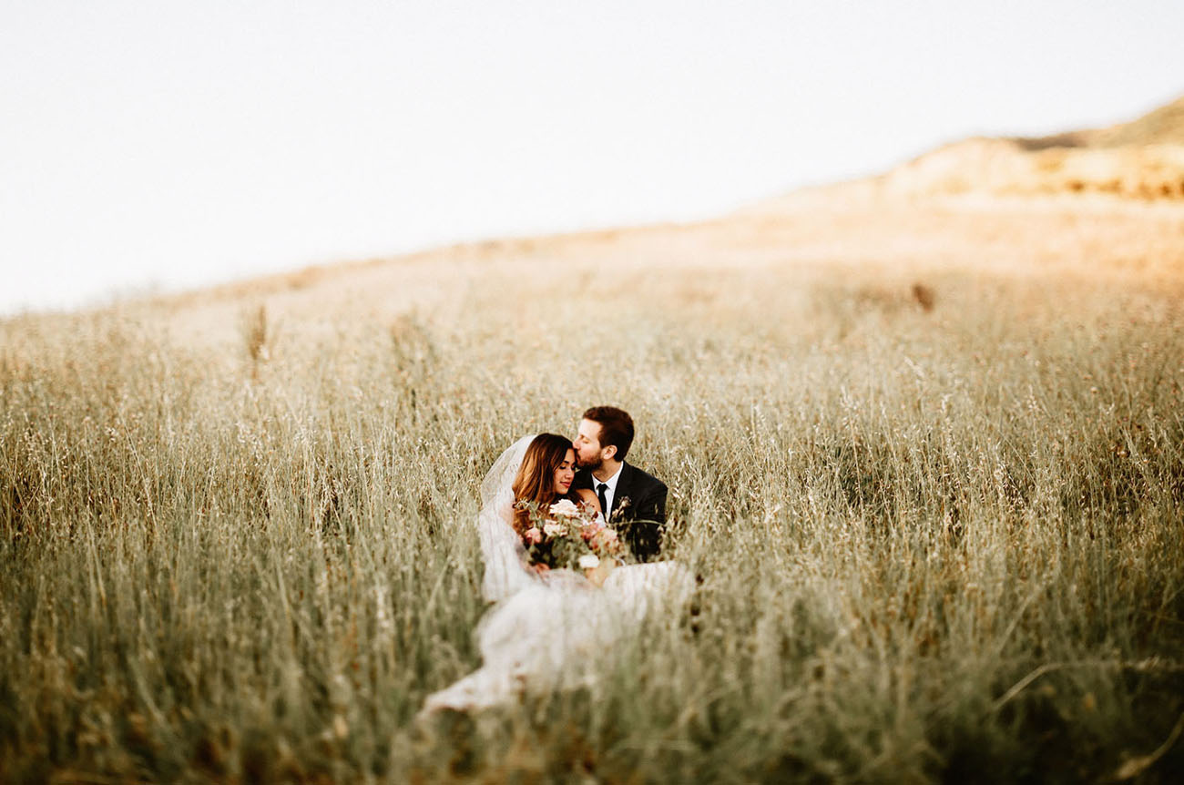 Modern Higuera Ranch Wedding