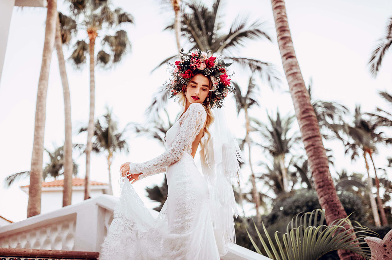 Green Wedding Shoes x Lovers Society in Cabo