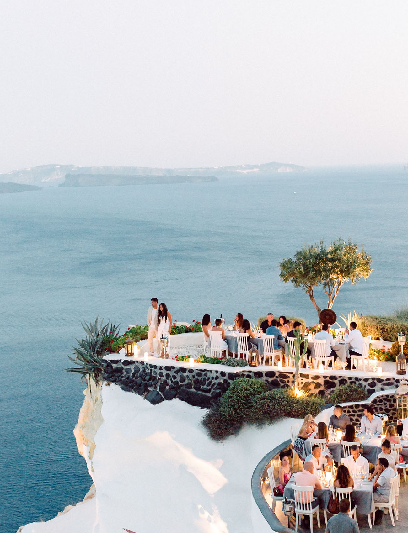 cliffside reception