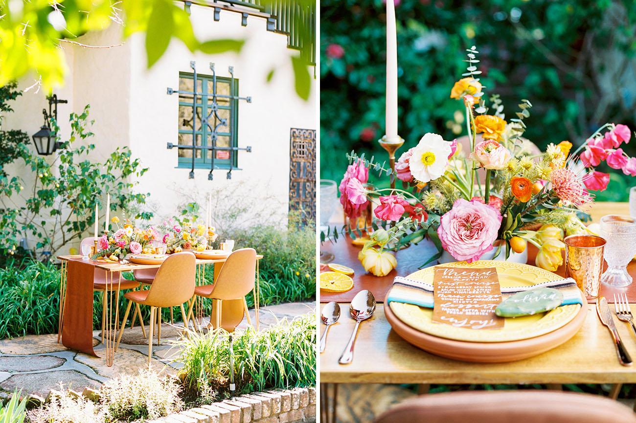 Southwestern Boho Garden Inspiration