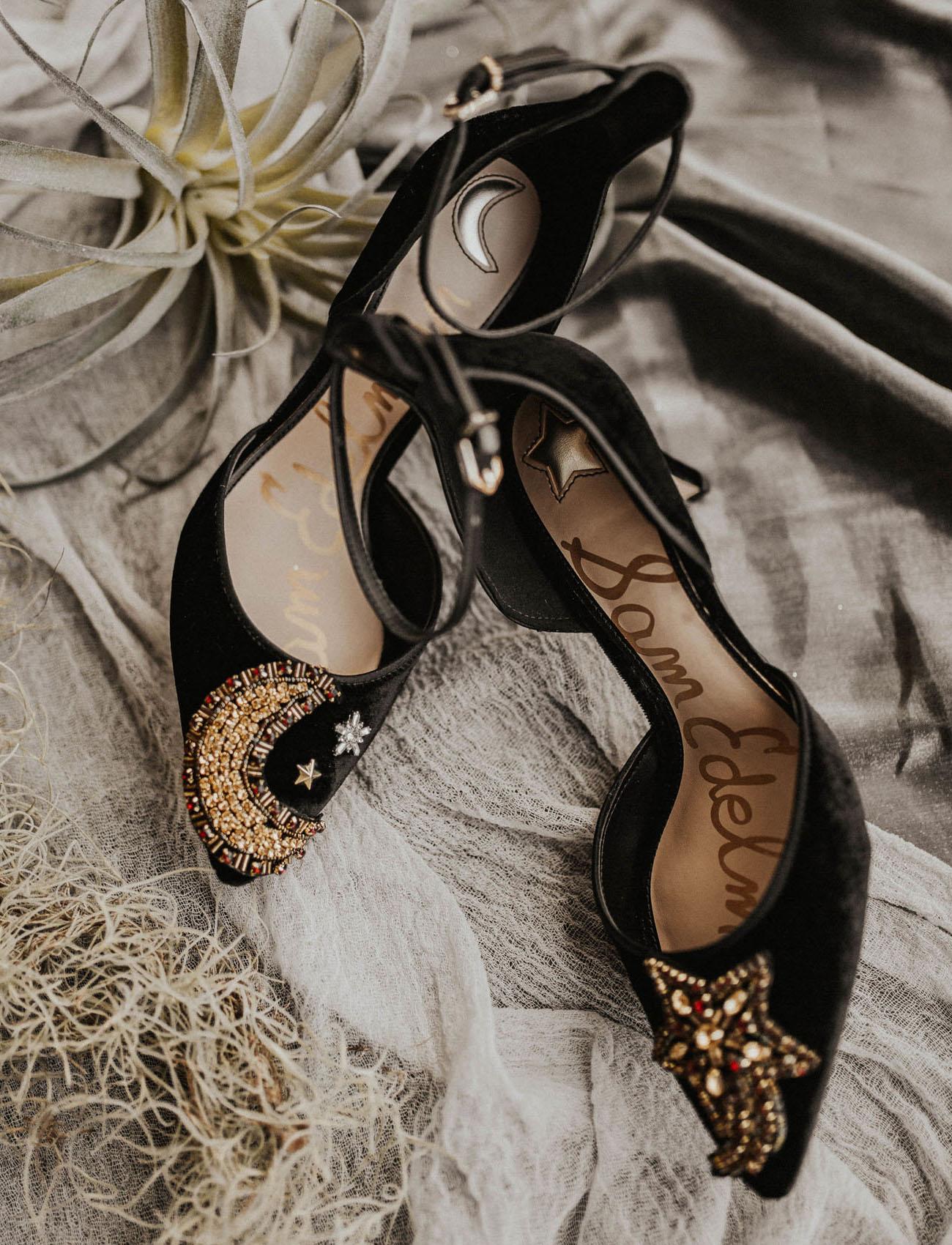 starry heels