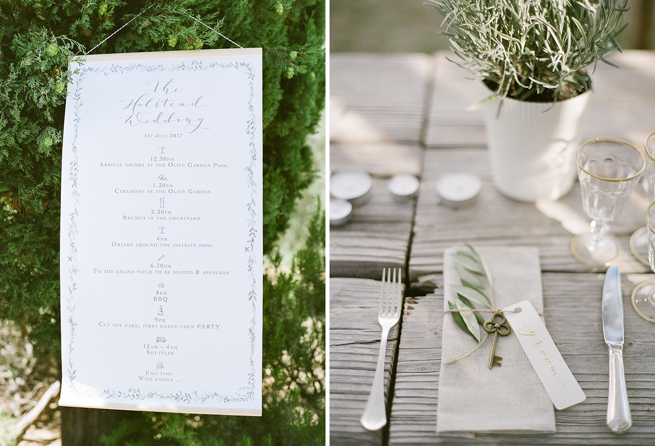 Take Me to Tuscany: Sweet Italian Countryside Wedding with the Most ...