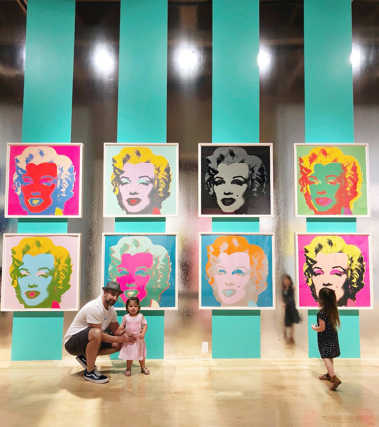 Palm Springs Warhol Exhibit