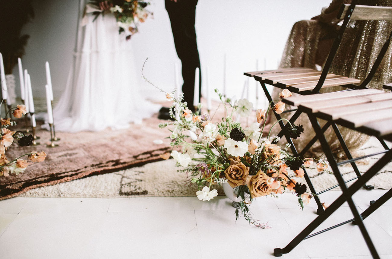 Winter to Spring Wedding Inspiration