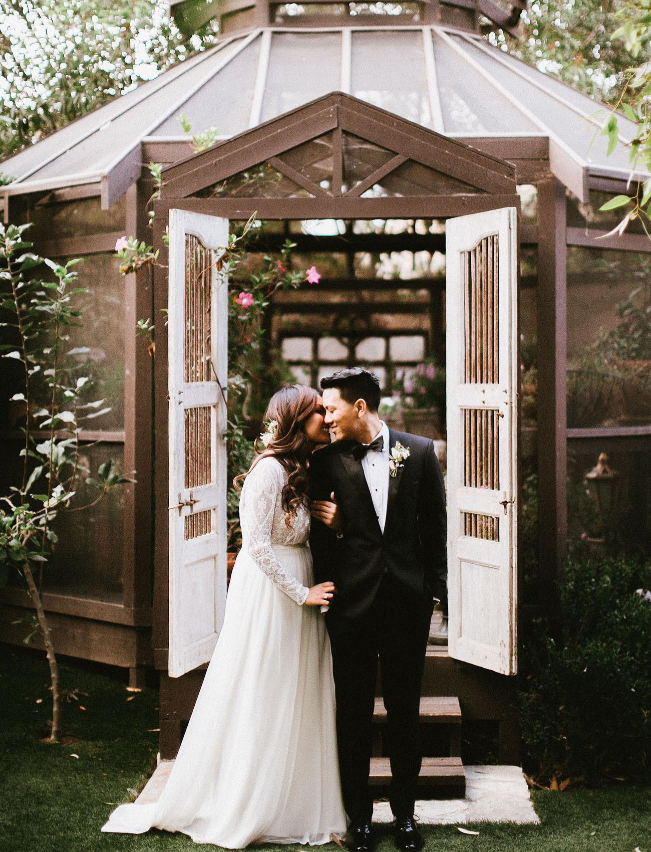 Boho San Diego Wedding