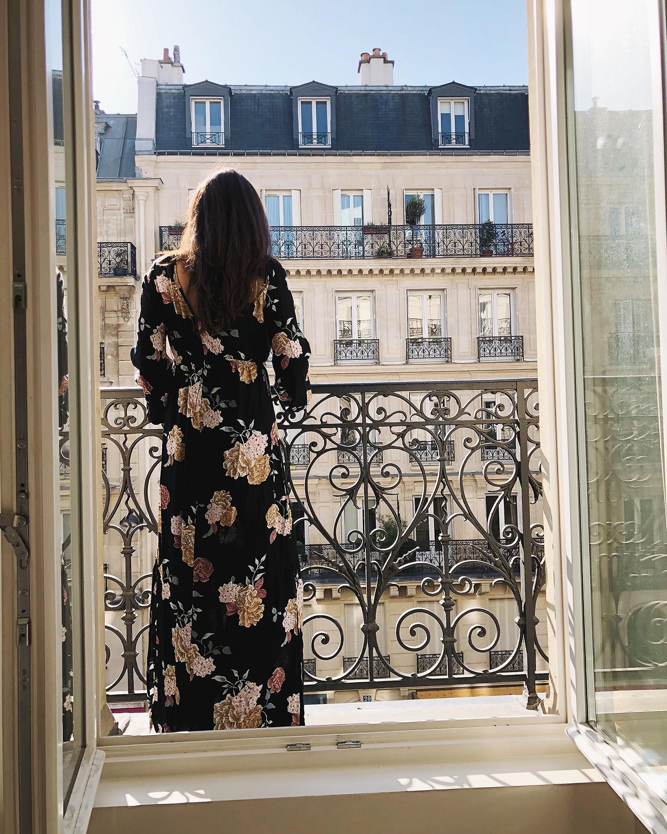 Maison Albar Paris Hotel Celine Balcony