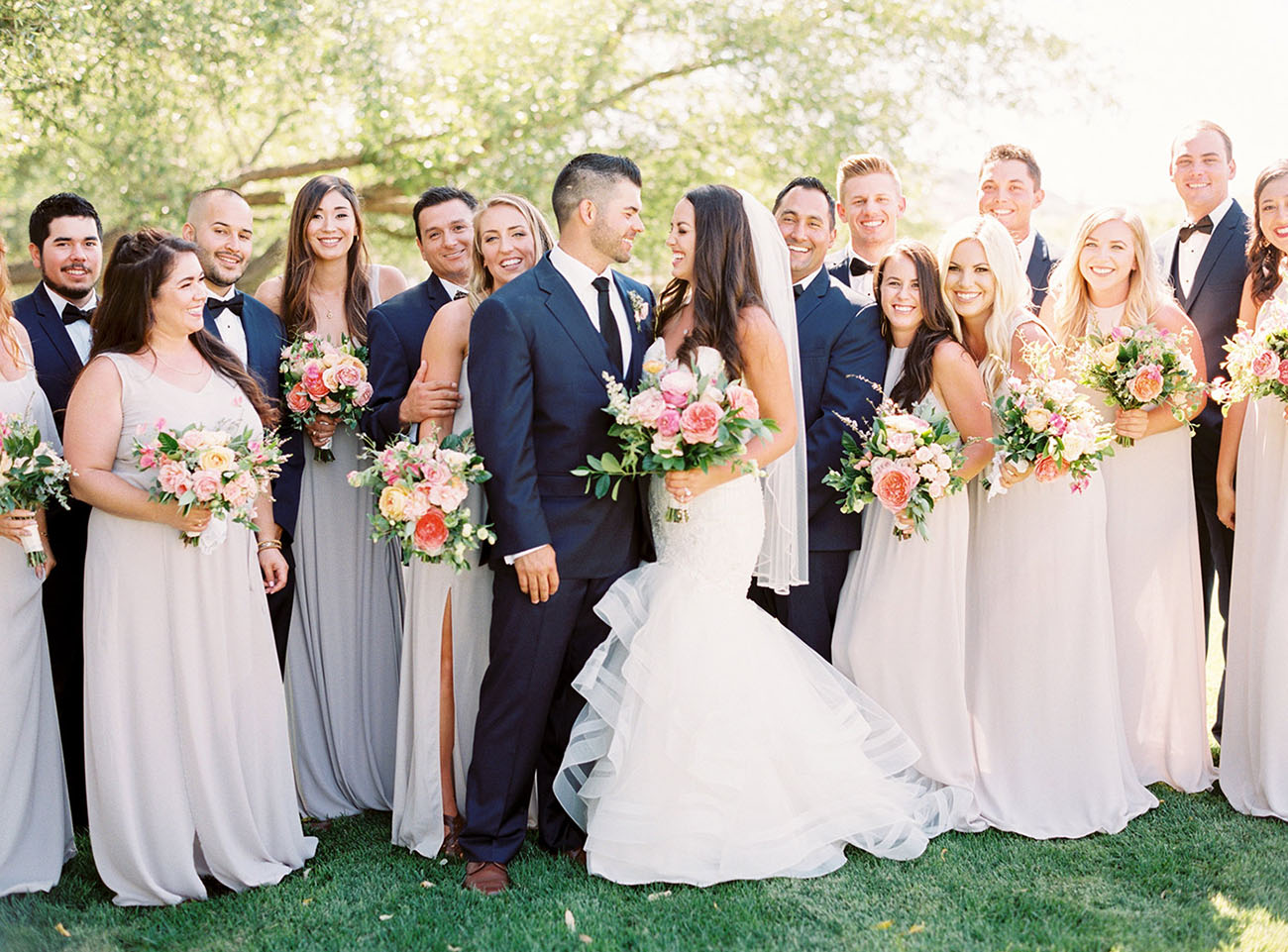 Fiesta Vineyard Wedding