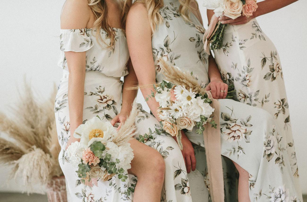 Flynn Skye Bridesmaids Line