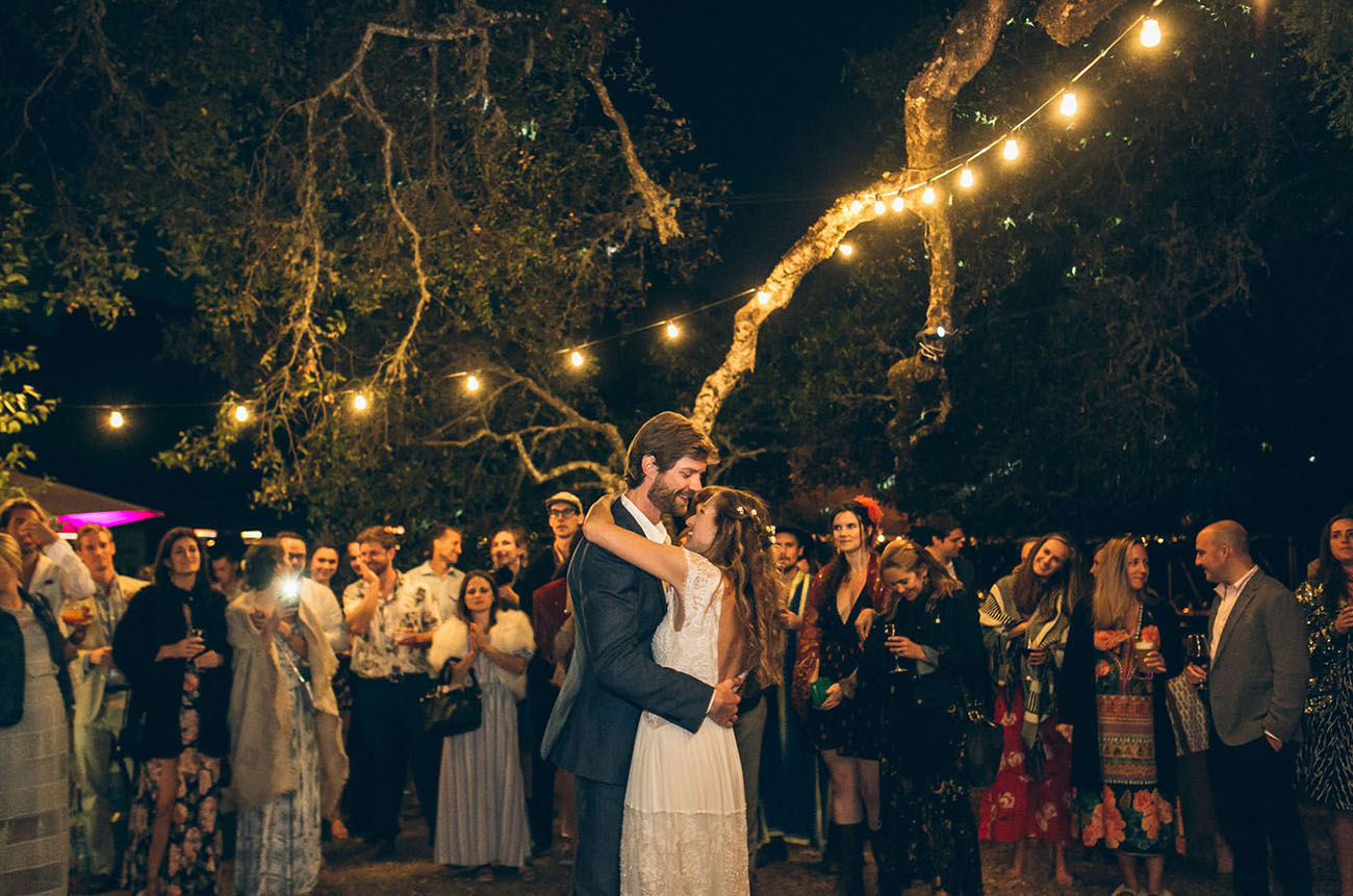 Mendocino Hippie Wedding