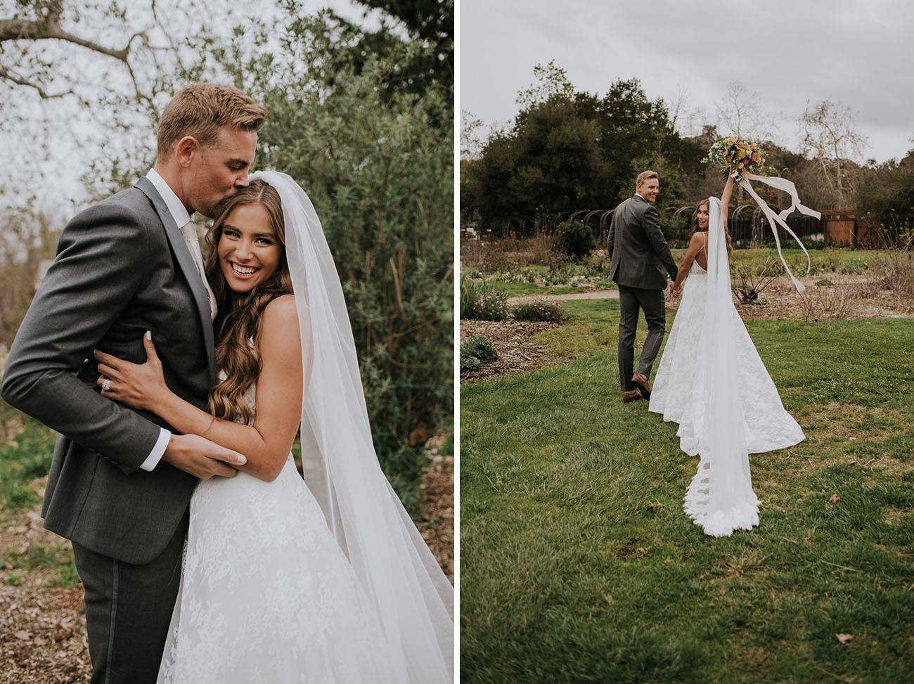 Jamie Kidd Garden Wedding