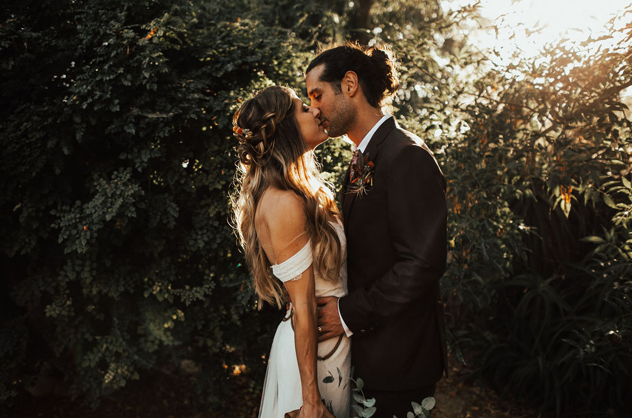 Majestic Desert Wedding