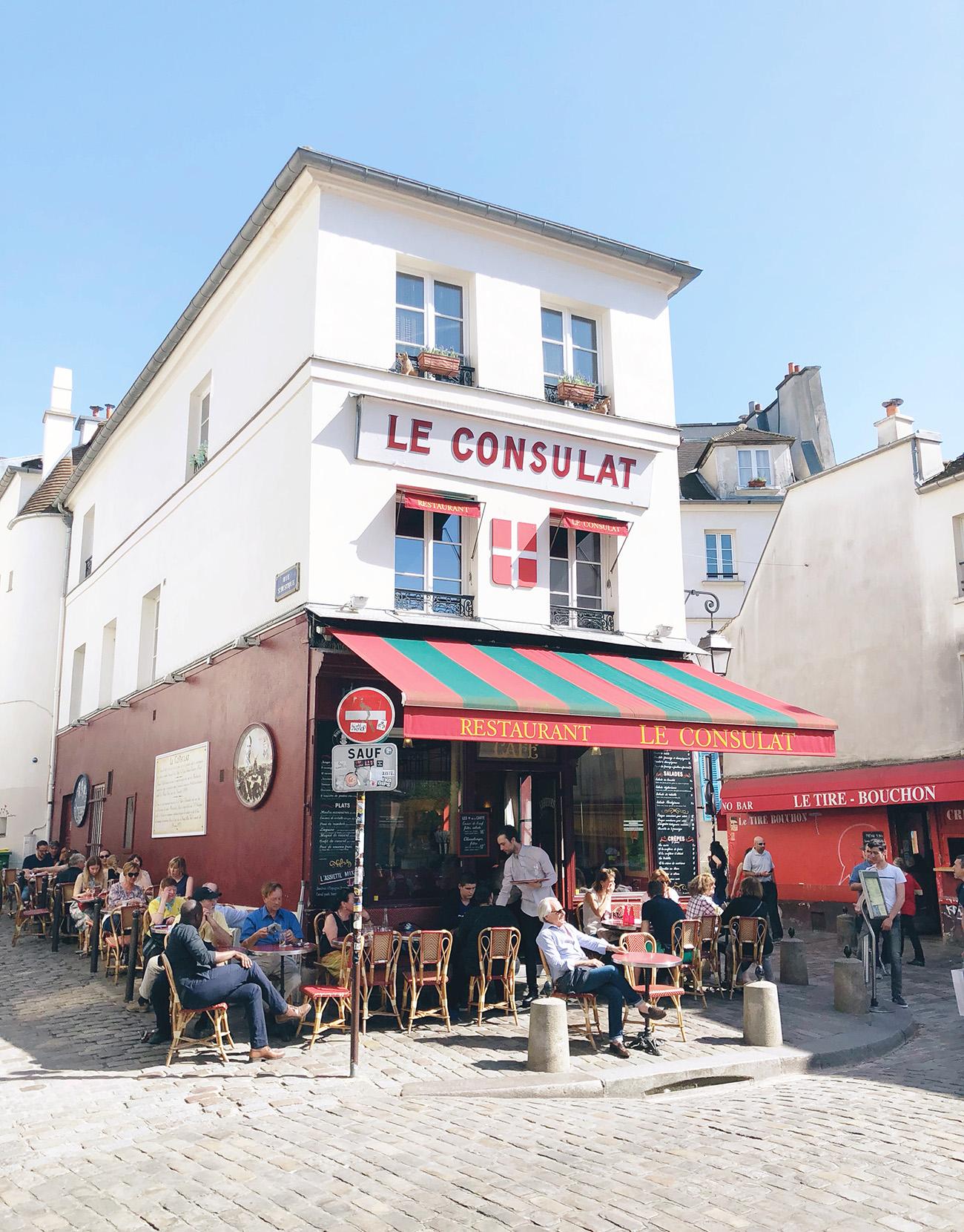 Le Consulat Montmarte