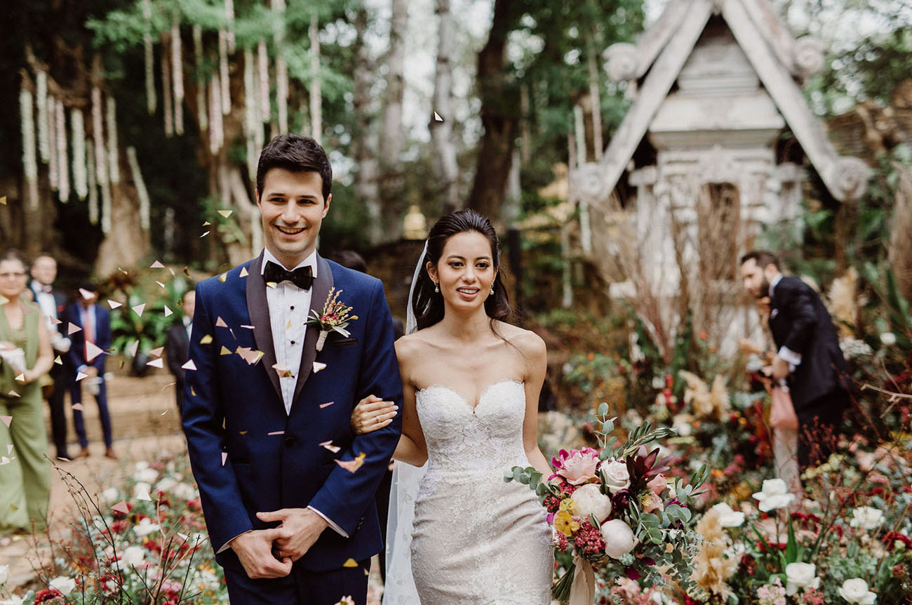 Whimsical Thailand Wedding