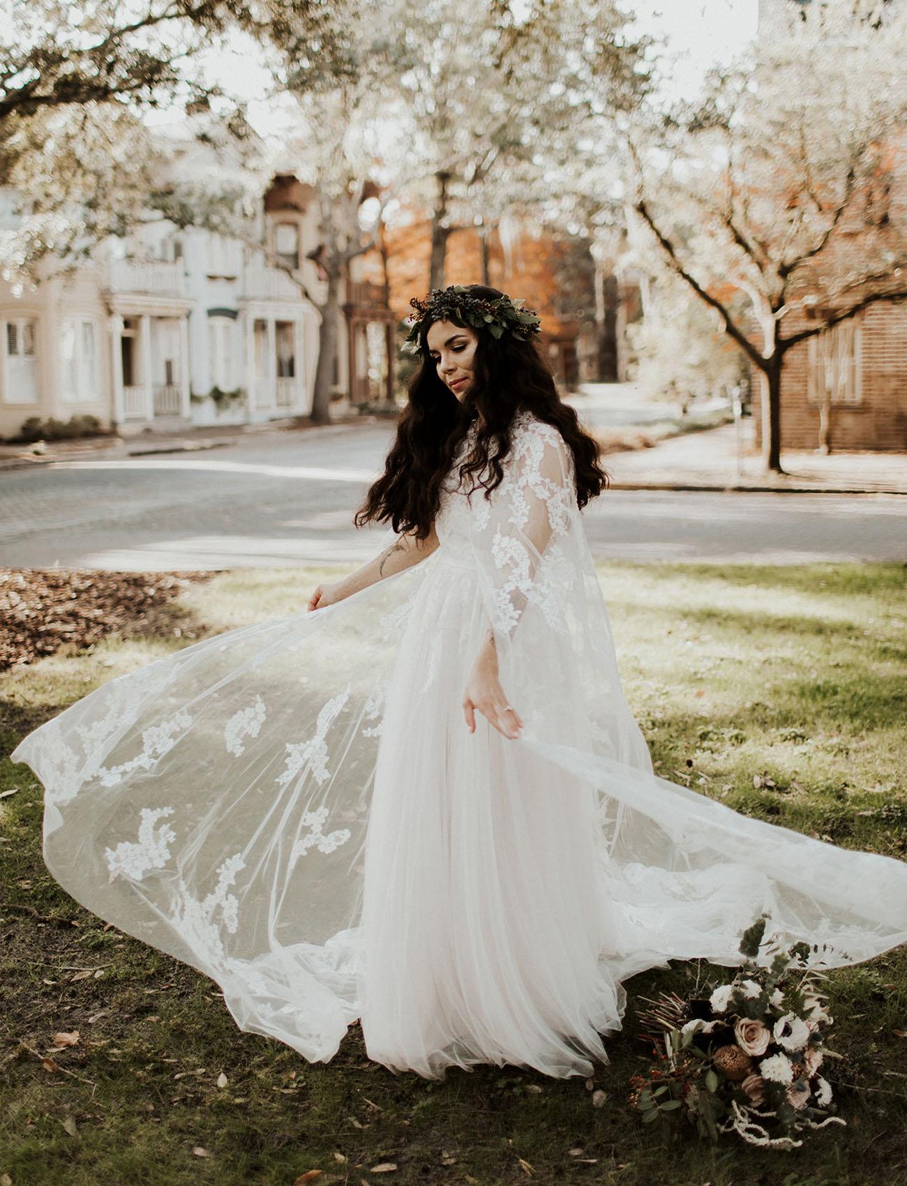 cape bride