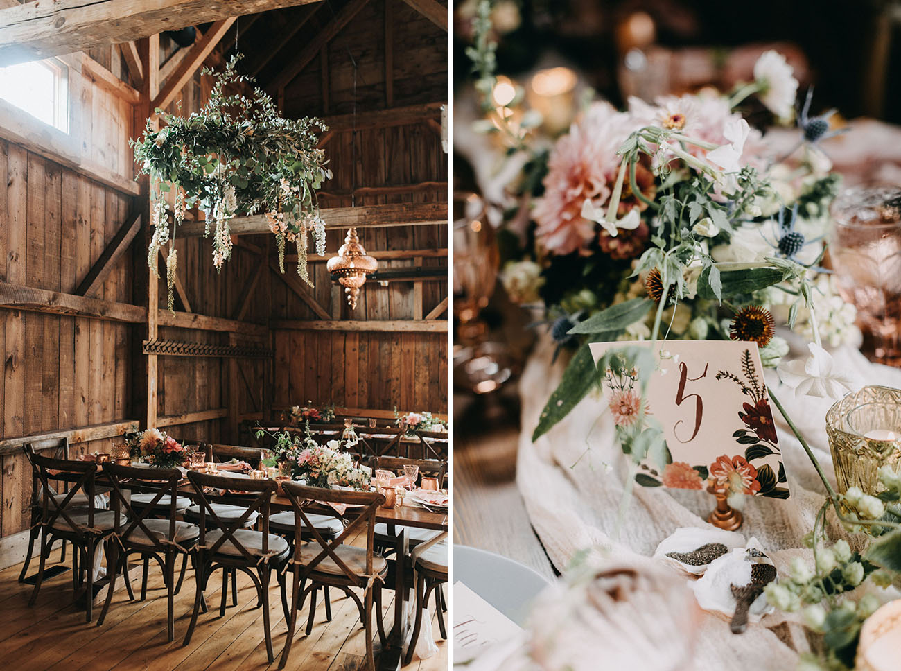Maine Boho Wedding