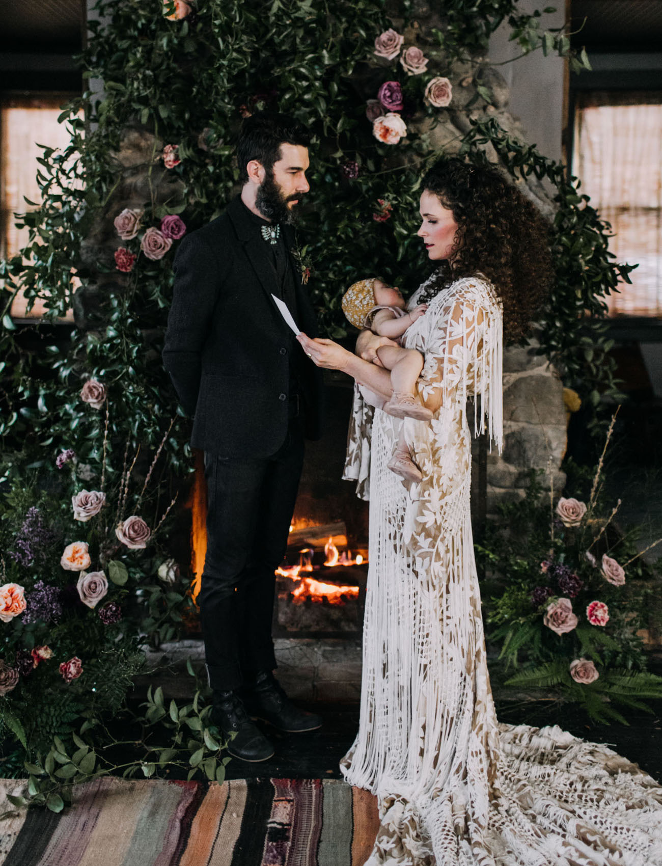 Catskills New York Vow Renewal