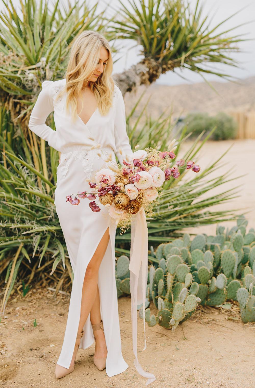 Stone Cold Fox Wedding Dress
