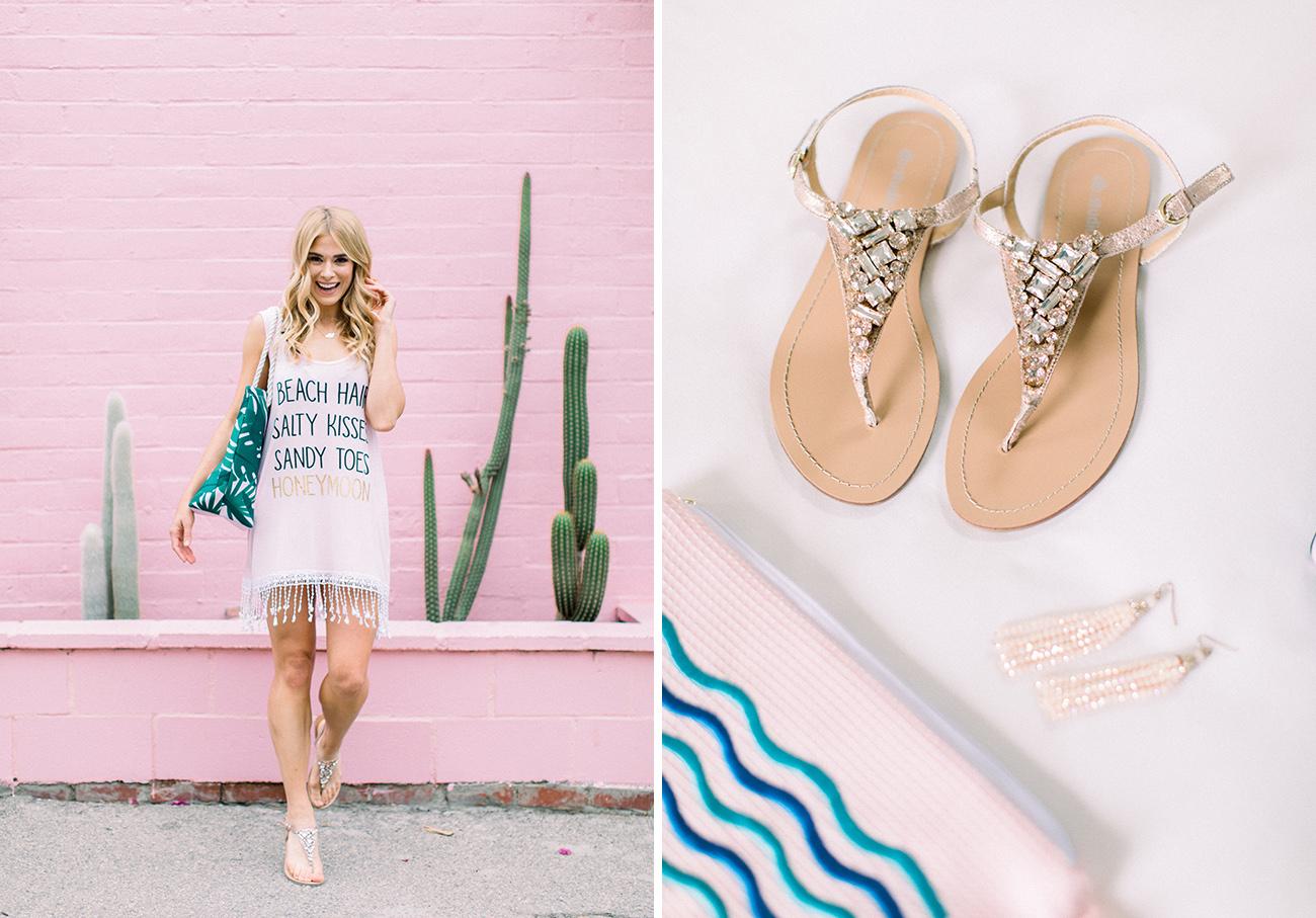 sandals for your honeymoon
